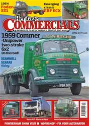 Heritage Commercials Magazine issue April 2017