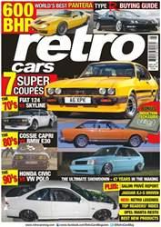 Retro Cars issue No. 108 7 Super Coupes