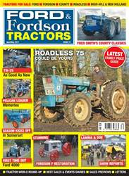 Ford & Fordson issue No. 78 Roadless 75