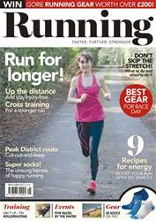 Running issue No. 199 Run For Longer!