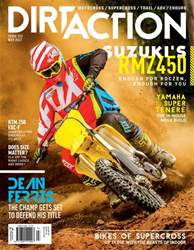 Dirt Action issue Issue#212 Mar 2017