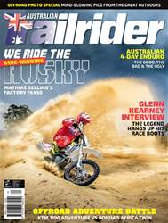 Trailrider issue Trailrider