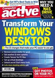Computer Active issue Computer Active