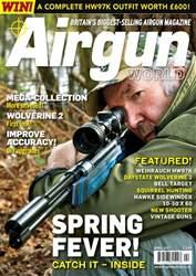 Airgun World issue Airgun World