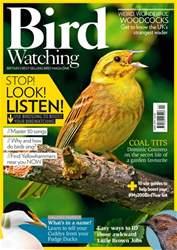 Bird Watching issue April 2017