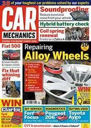 Car Mechanics issue April 2017