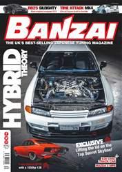 Banzai issue April 17