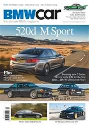 BMW Car issue April 17