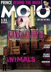 Mojo issue May 2017