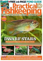 Practical Fishkeeping issue Spring 2017