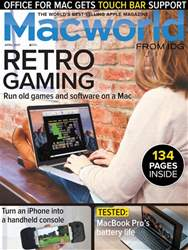 Macworld UK issue Macworld UK