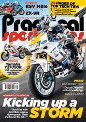 Practical Sportsbikes issue April 2017