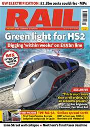 Rail issue Issue 822
