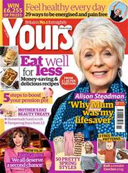 Yours issue 14th March 2017