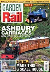 Garden Rail issue April 2017