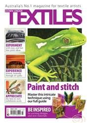 Down Under Textiles issue Down Under Textiles