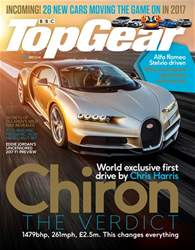 Top Gear issue April 2017