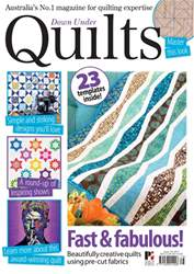 Down Under Quilts issue 178