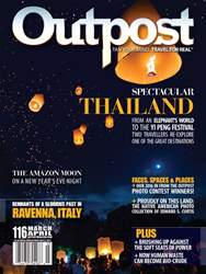 Outpost - Adventure Travel Magazine issue March/April #116