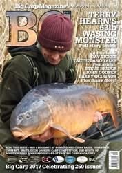 Big Carp Magazine issue Big Carp 249
