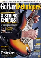 Guitar Techniques issue Spring 2017