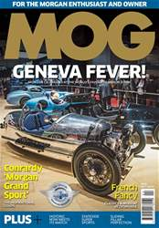 MOG Magazine issue MOG Magazine
