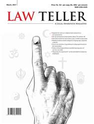 Lawteller – A Legal Awareness Magazine issue March 2017