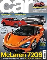 Car issue April 2017