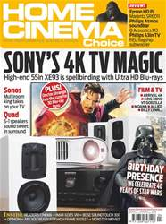 Home Cinema Choice issue April 2017