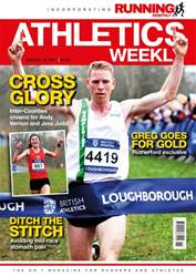 Athletics Weekly issue March 16, 2017