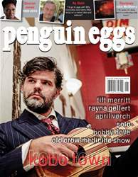Penguin Eggs issue Issue #73 - Spring 2017
