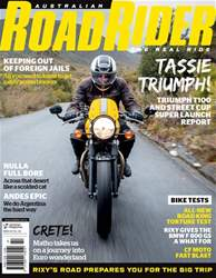 Australian Road Rider issue Issue#134 Mar 2017