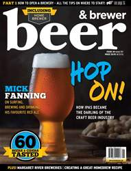 Beer and Brewer issue Autumn 2017