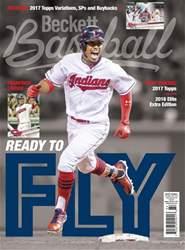 Beckett Baseball issue April 2017