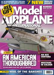 Model Airplane International issue 141 April 2017