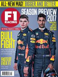 F1 Racing issue F1 Racing