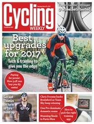 Cycling Weekly issue 16th March 2017