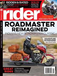 Rider Magazine issue May 2017
