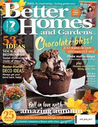 Better Homes and Gardens Australia issue May 2017