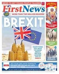 First News issue First News