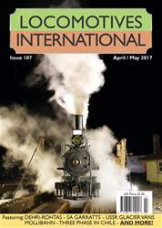 Locomotives International issue Issue 107- April May 2017