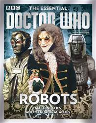 The Essential Doctor Who: Robots issue The Essential Doctor Who: Robots