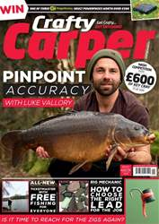 Crafty Carper issue Crafty Carper April 2017