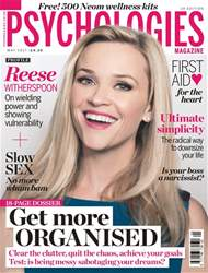 Psychologies issue No. 140 Get More Organised