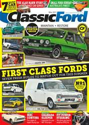 Classic Ford issue No. 250 First Class Fords!
