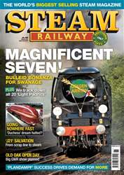 Steam Railway issue Issue 465