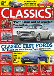 Classics Monthly issue No. 254 Classic Fast Fords