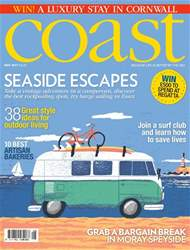 Coast issue No. 127 Seaside Escapes