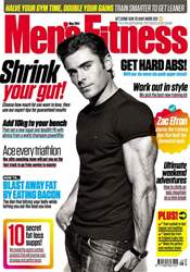 Men's Fitness issue May 2017