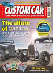 Custom Car issue No. 569 The allure of patina